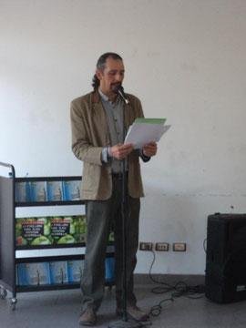 """Lanzamiento del libro recopilatorio del 2° Concurso de Cuentos """"Cerrillos Escribe""""."""
