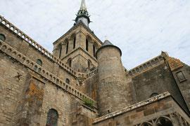 モン・サン=ミシェル(Mont Saint-Michel)