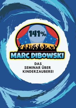Cover des Lecture-Buches. 141% Seminar Kinderzauberei.