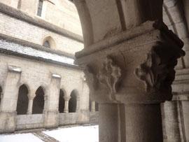 Cloitre Abbaye Montbenoît