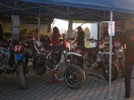 SAISONABSCHLUSSFEST 2008
