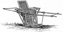Chaise à porteurs