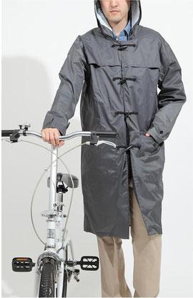 自転車用レインコート