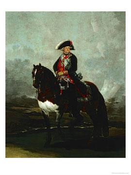 CHARLES QUINT (Goya)