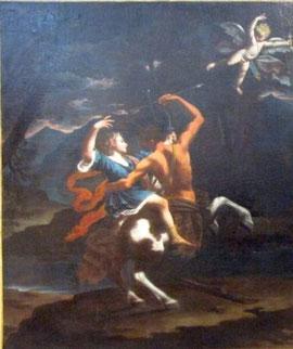 LE CENTAURE CHIRON (L'éducation d'Achille)