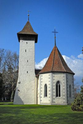 Die Scherzligkirche