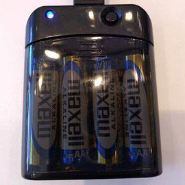 単三用電池パック