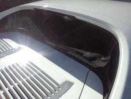 カーフィルム施工 紫外線やプライバシ−保護