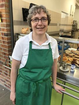Geschäftsführerin der gemeinützigen Mensa- & Cafeteria GmbH: Carmen Schnepel