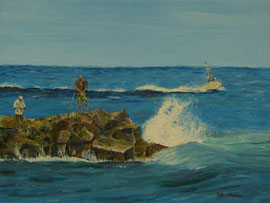 Fishing_from_jetty_Hillsboro_Lighthouse_Florida