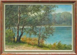 Nr.1937;  Aarelandschaft bei Bern anno 1925