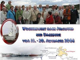 Wochenfahrt Strahlsund