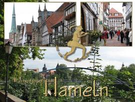 Hameln - Tagesfahrt