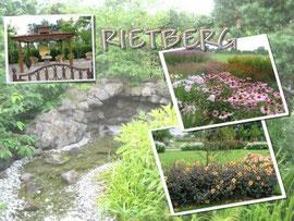 Mitarbeiterinnen: Ausflug zur Landesgartenschau nach Rietberg