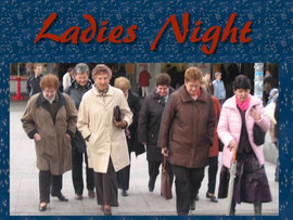 Ladies Night i Dortmund