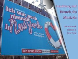 Hamburg mit Musical