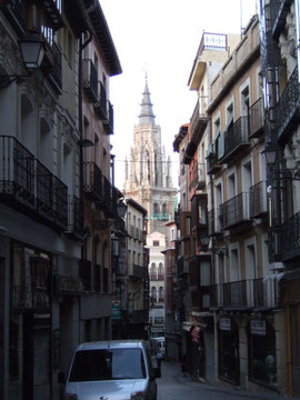 Altstadt und Kathedrale von Toledo