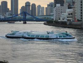 「ヒミコ」という名の汽船はとっても近代的!!