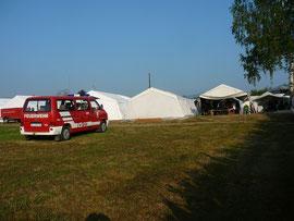 Bezirksjugendzeltlager in Stainztal 22. - 25.07.2010