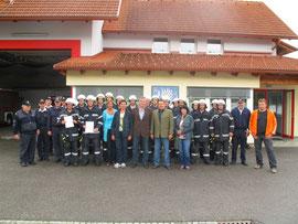 Branddienst Leistungsprüfung 04.09.2010