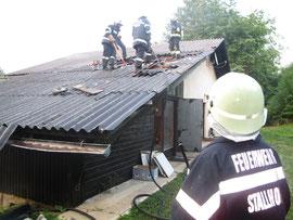 Brandeinsatz 21.07.2010