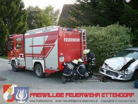 Einsatz Verkehrsunfall 16.07.2010