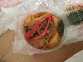 これが野菜やさんのお惣菜ねw