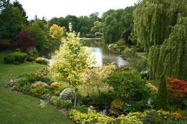 Le Jardin à Fleur d'O (Davenescourt)