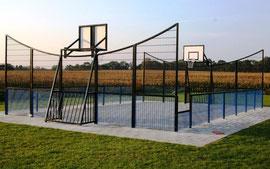 Multifunktions Sportplätze