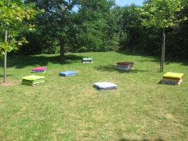 le jardin des déchets