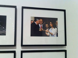 """hier en allant voir une expo photos """"historique"""" je pensais pas mal au portrait de l'univ, cette remise de trophée...."""