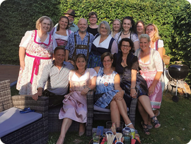 Teilnehmer Sommer 2021 -  SHG-Altperlach in München