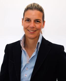 Yvonne Hornfeck, Geschäftsführerin der VR Immo Verwaltungs GmbH