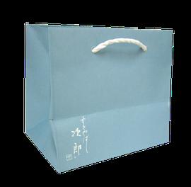 すきやばし次郎 紙袋