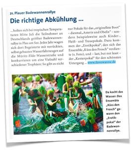 """""""boote"""" Magazin - 09/2010"""