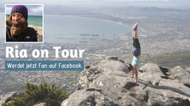 Facebook Fanpage Ria on Tour