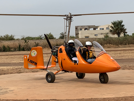 Aérodrome Saly Joseph