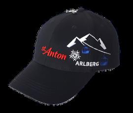 Sonderanfertigung Kappe St. Anton am Arlberg