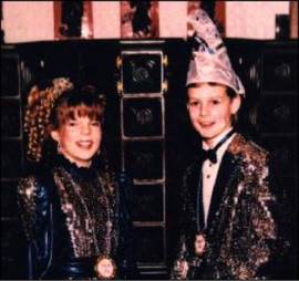Kinderprinzenpaar 1994 Sabrina I. & Stefan I.