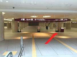 チケットバンク金沢駅前店へのアクセス(金沢駅周辺)