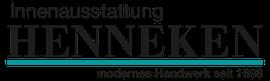 Logo Henneken Innenausstattung in Duisburg