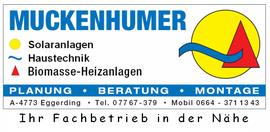 Muckenhumer, Solaranlagen, Haustechnik, Eggerding
