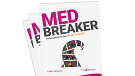 Med-Breaker 16: MedAT Vorbereitung Bücher