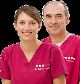 Dr. Sabrina Krusche und Dr. Claus Krusche, Zahnärzte in Neckartsteinach bei Heidelberg