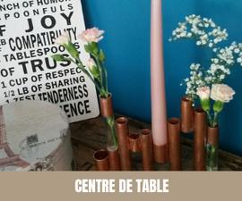 Centre de table Hésione Design