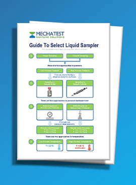 Guide to select best Liquid Sampler by Mechatest
