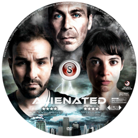 Alienated Cover DVD