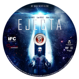 Ejecta Cover DVD