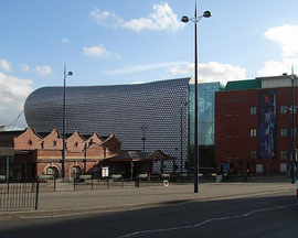 Birmingham City Centre - History of Birmingham Places A to Y