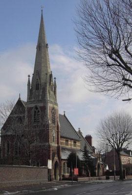 St Mark's Church, Washwood Heath